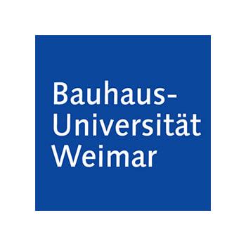 Logo Bauhaus-Universität Weimar