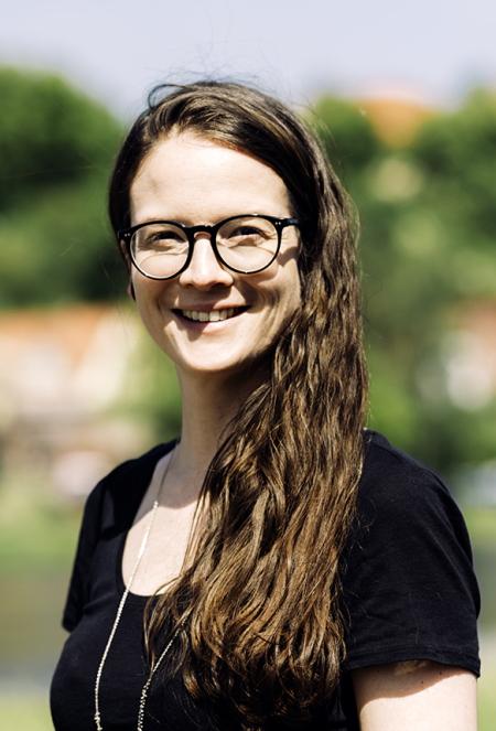 Portrait Hanna Legleitner