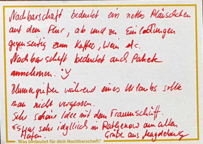 Post aus Magdeburg