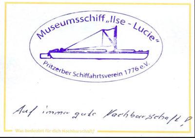 Post von Ilse-Lucie